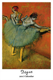 Degas - 2017 Calendar Calendars