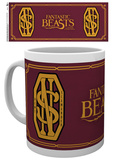 Fantastic Beasts - Nomad Mug Mug