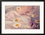 Floral Bath Prints by Luc Coiffait
