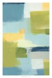 Spring Mist II Premium Giclee Print by June Vess