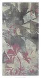 Leaf Dusting I Premium Giclee Print by Jennifer Goldberger