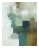 Terrarium II Premium Giclee Print by Chariklia Zarris