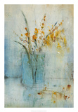 Blue Container II Premium Giclee Print by Tim OToole