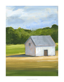 Rural Landscape II Premium Giclee Print by Ethan Harper