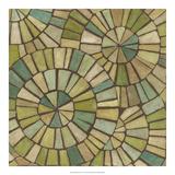 Kaleidoscopic Sea I Premium Giclee Print by Megan Meagher
