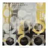 Circular Progression II Premium Giclee Print by June Vess