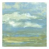 Cloud Striations II Premium Giclee Print by Jennifer Goldberger