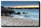 Strandurlaub Leinwand von Bellyk Daniel J.