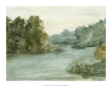 Watercolour Sketchbook I Premium Giclee Print by Ethan Harper