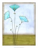 Minna's Garden I Giclée-Premiumdruck von June Vess