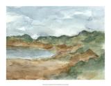 Watercolour Sketchbook VIII Premium Giclee Print by Ethan Harper