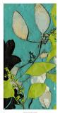 Leaf Extraction I Premium Giclee Print by Jennifer Goldberger