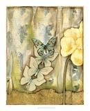 Garden Metamorphosis II Giclee-tryk i høj kvalitet af Jennifer Goldberger