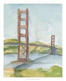 Plein Air Bridge Study II Premium Giclee Print by Ethan Harper