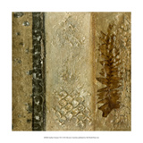 Earthen Textures VII Premium Giclee Print by Beverly Crawford