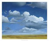 Big Sky I Premium Giclee Print by Megan Meagher