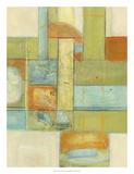 Aurora I Premium Giclee Print by Beverly Crawford