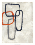 Capacity II Premium Giclee Print by Chariklia Zarris