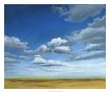 Big Sky II Premium Giclee Print by Megan Meagher