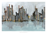 Second City I Premium Giclee Print by Jarman Fagalde