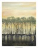 Dusk in Spring Premium Giclee Print by Jennifer Goldberger