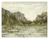 Western Landscape II Premium Giclee Print by Megan Meagher