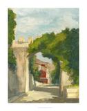 Village Street I Premium Giclee Print by Ethan Harper