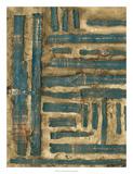 Maze II Premium Giclee Print by Jennifer Goldberger