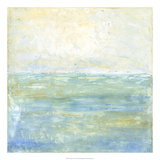 Tranquil Coast I Premium Giclee Print by J. Holland