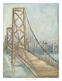 Metropolitan Bridge I Premium Giclee Print by Ethan Harper