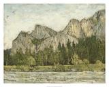 Western Landscape I Premium Giclee Print by Megan Meagher