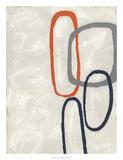 Capacity I Premium Giclee Print by Chariklia Zarris