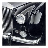 Black and Chrome II Premium Giclee Print by Ethan Harper