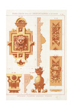 Pillar Capitals and Other Carved Embellishments Art