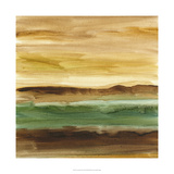 Vista Abstract II Premium Giclee Print by Ethan Harper