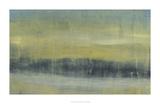 Abstracted Skyline II Premium Giclee Print by Jennifer Goldberger