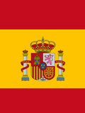 Spain Flag Prints by  Wonderful Dream