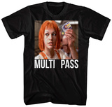 The Fifth Element- Multi Pass T-Shirts