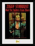 David Bowie - Ziggy Stardust Sběratelská reprodukce