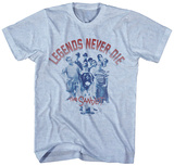 The Sandlot- Legends Never Die Team Shirt