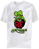 Ratfink- Green Fiend Vêtements