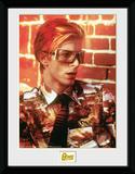 David Bowie - Glasses Sběratelská reprodukce