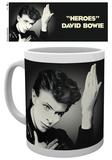 David Bowie - Heroes Mug Taza