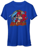 Juniors: Red Sonja En Garde T-Shirt