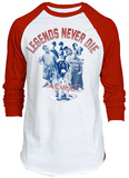 The Sandlot- Legends Never Die Team (Raglan) Skjortor