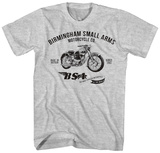 Birmingham Small Arms- Built in Britain Since 1903 T-shirts