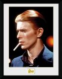 David Bowie - Smoke Sběratelská reprodukce