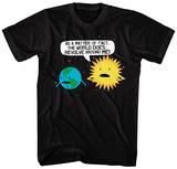 Worlds Revolve T-shirts