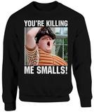 Crewneck Sweatshirt: The Sandlot- Ham Catcher Mikiny