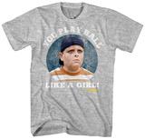 The Sandlot- Play Like a Girl T-Shirt